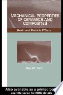 Mechanical Properties of Ceramics and Composites