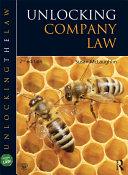 Unlocking Company Law 2nd Edition