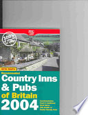 Recommended Country Inns   Pubs of Britain