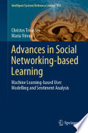 Advances in Social Networking based Learning Book