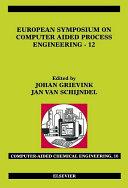 European Symposium on Computer Aided Process Engineering-12