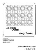 U S   i e  United States  Energy Outlook Book PDF
