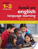 Hands On English Language Learning Early Years
