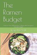 The Ramen Budget