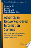 Advances in Networked Based Information Systems