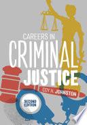 Careers in Criminal Justice