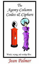 Read Online The Agony Column Codes & Ciphers For Free