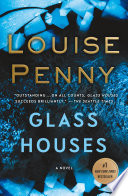 Glass Houses Louise Penny Cover