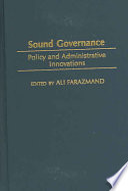 Sound Governance