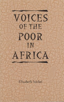 Voices of the Poor in Africa