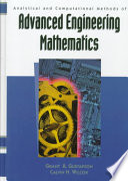 Analytical And Computational Methods Of Advanced Engineering Mathematics Book PDF
