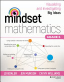 Mindset Mathematics Visualizing And Investigating Big Ideas Grade 6