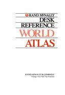 Rand McNally Desk Reference World Atlas