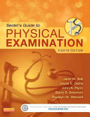 link to Seidel's guide to physical examination in the TCC library catalog