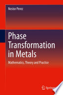 Phase Transformation in Metals