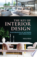 The Key of Interior Design  Illustration of Methods and Principles