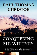 Conquering Mt  Whitney