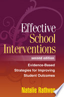 Effective School Interventions Second Edition