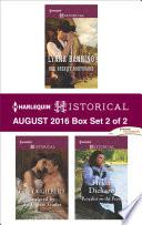 Harlequin Historical August 2016   Box Set 2 of 2