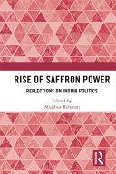 Rise of Saffron Power