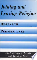 Joining and Leaving Religion