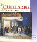The Enduring Vision Book
