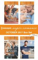 Harlequin Superromance October 2017 Box Set Pdf/ePub eBook