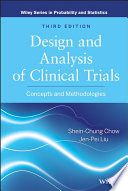 Design And Analysis Of Clinical Trials Book PDF