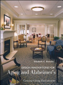 Design Innovations for Aging and Alzheimer's ebook
