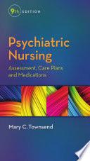 Psychiatric Nursing Book