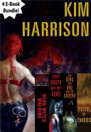 Kim Harrison Bundle #1 Pdf/ePub eBook