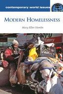 Modern Homelessness: A Reference Handbook
