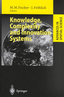 Knowledge  Complexity and Innovation Systems
