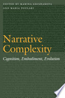 Narrative Complexity Book PDF