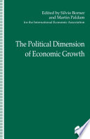 The Political Dimension of Economic Growth