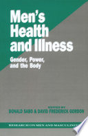 Men S Health And Illness Book PDF