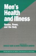 Men s Health and Illness