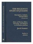 The Religious Study of Judaism