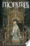 Monstress Vol. 1 Marjorie Liu Cover