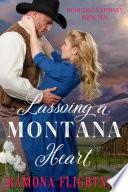 Lassoing A Montana Heart