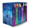 The Lunar Chronicles Boxed Set: Cinder, Scarlet, Cress, Fairest, Stars Above, Winter image