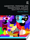 Amnesties Pardons And Transitional Justice
