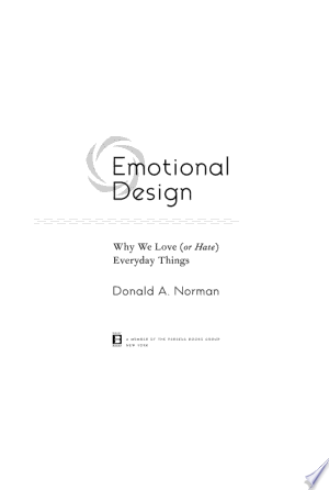 Free Download Emotional Design PDF - Writers Club