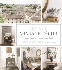 Vintage French Décor