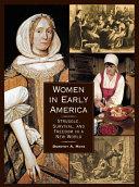 Women in Early America ebook