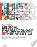 Medical Pharmacology And Therapeutics E Book Book PDF