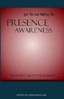 Presence - Awareness