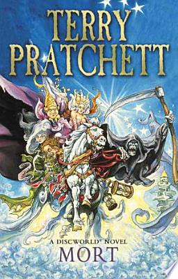 Book cover of 'Mort' by Terry Pratchett