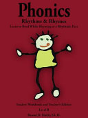 Phonics  Rhythms    Rhymes Level B