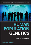 Human Population Genetics Pdf/ePub eBook